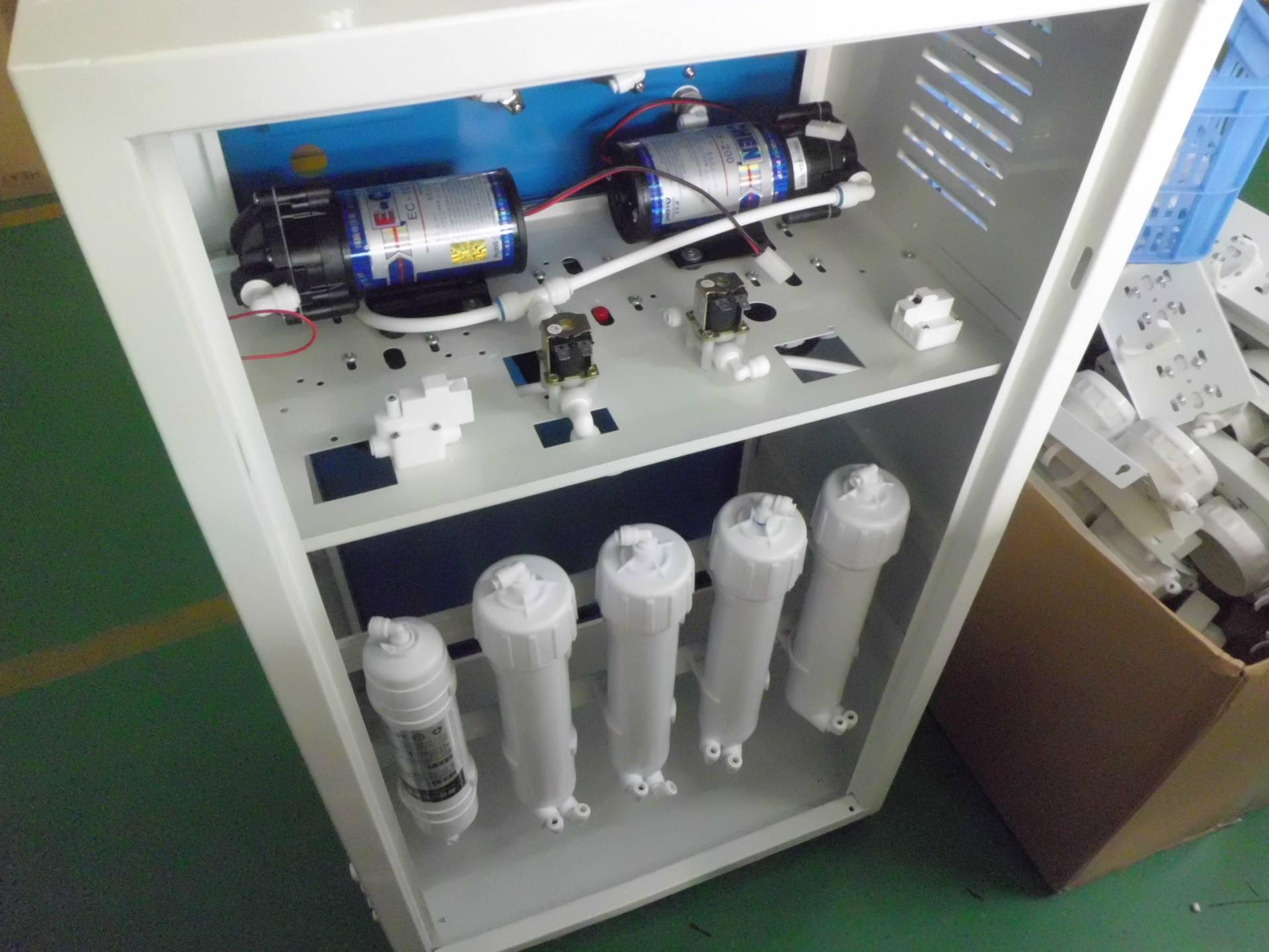 安装烟台家用净水器的必要性