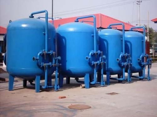 烟台除铁除锰过滤设备在矿业水处理上的应用